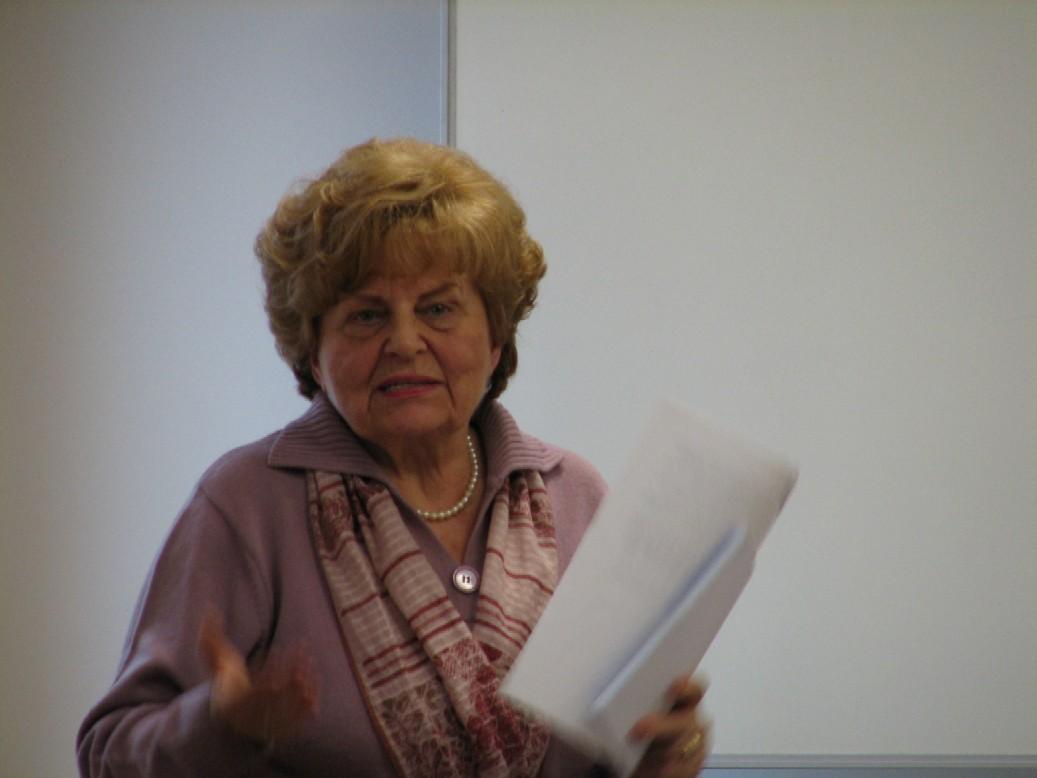 J. Burgetová