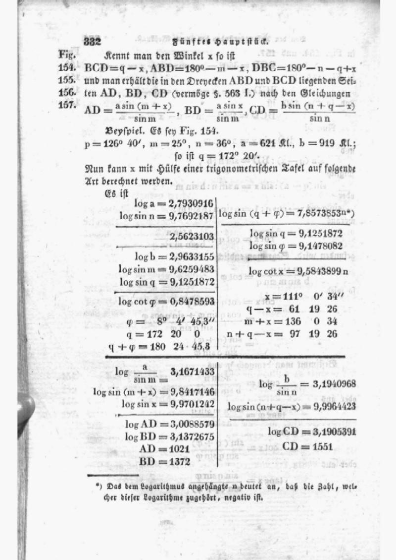 Matzka W. (1835): Mathematik