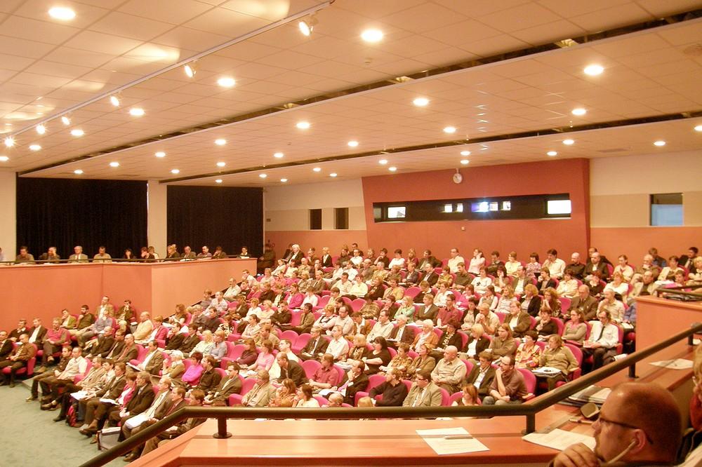 Hlavní přednáškový sál