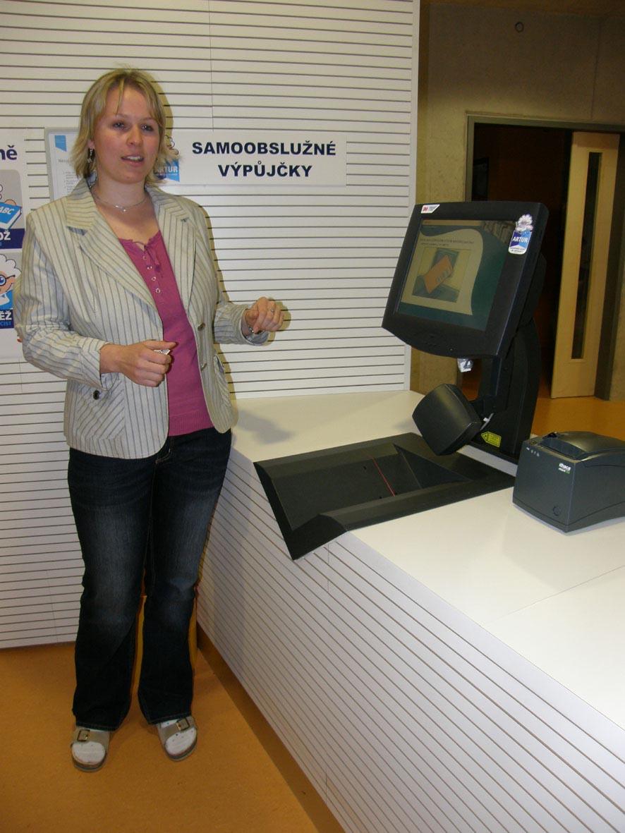 Self check system (autor Marta Jílková)