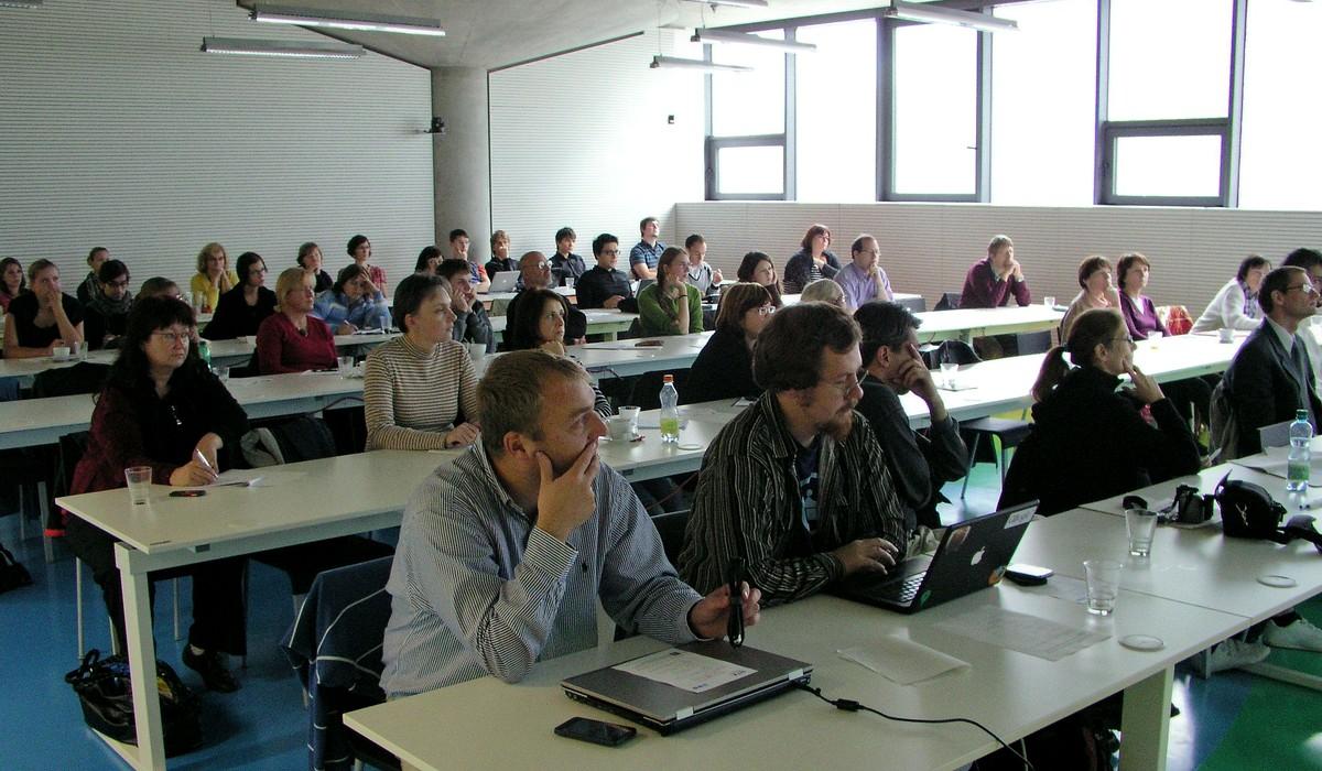 Vzdělávací centrum NTK bylo plné návštěvníků