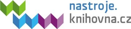 Logo projektu nastroje.knihovna.cz