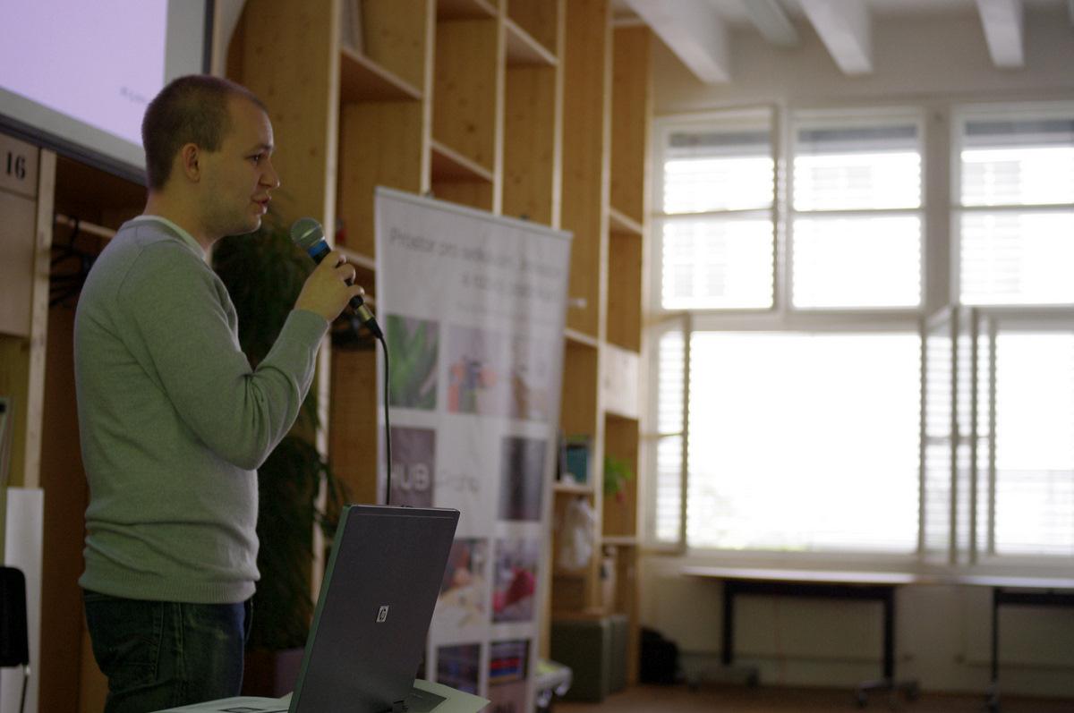 Vojtěch Outulný: Černobílé wireframy podporují kreativitu. Když nemáte k dispozici barvy, musíte najít jiné řešení problému