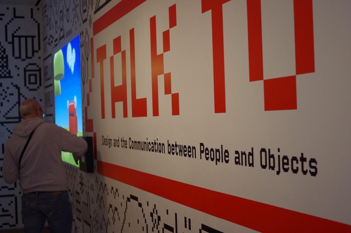 Mnoho exponátů vybízí k interakci