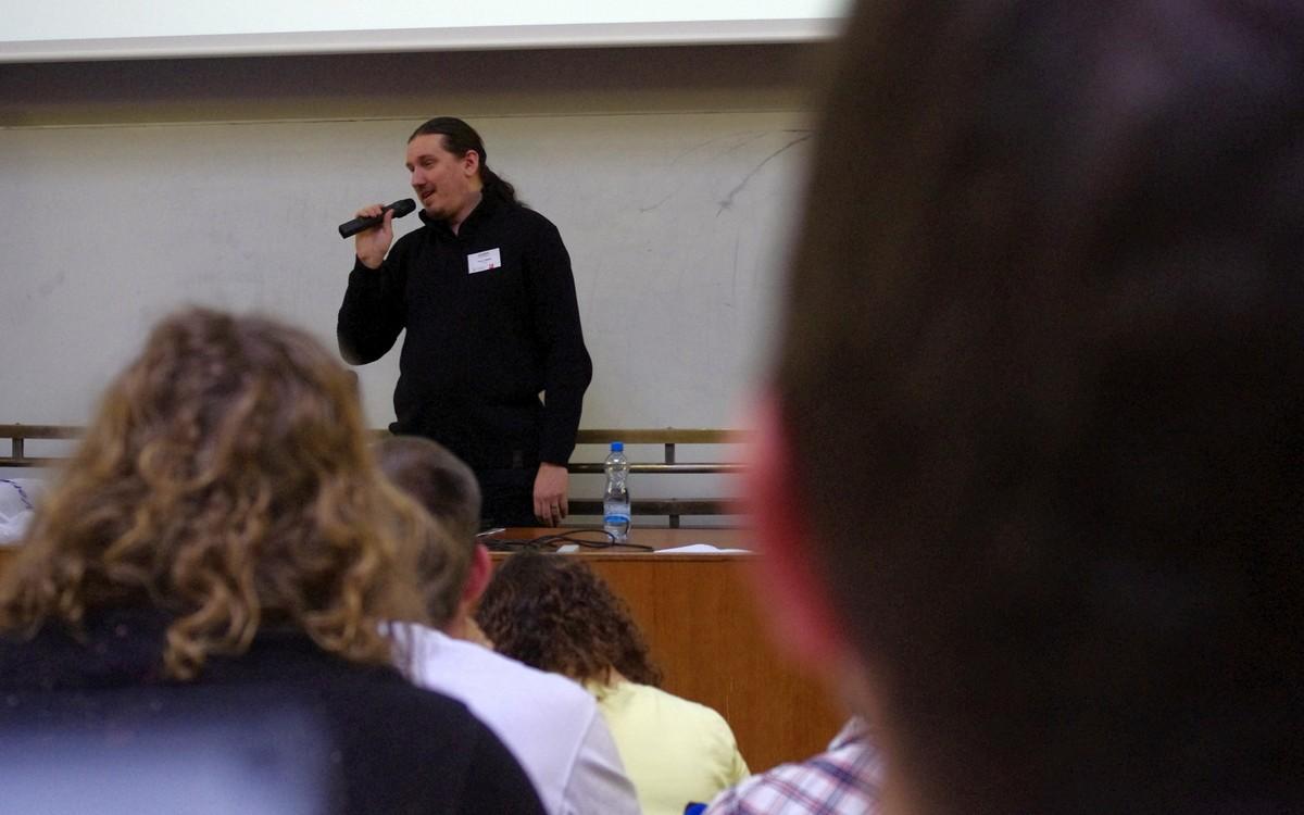 Pavel Ungr hovoří o vlivu sociálních sítí na indexování obsahu