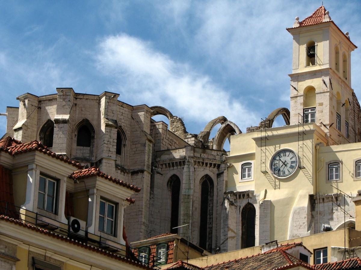 Karmelitánský klášter Convento da Ordem do Carmo