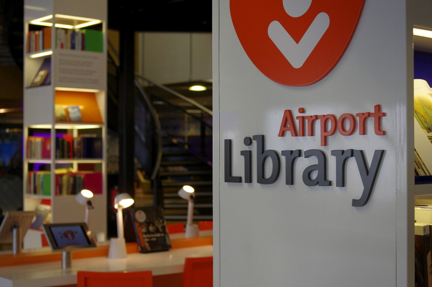 Airport Library