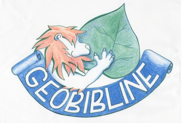 Logo projektu GEOBIBLINE