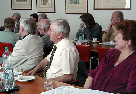 fotografie z ustavující konference Asociace KVŠČR