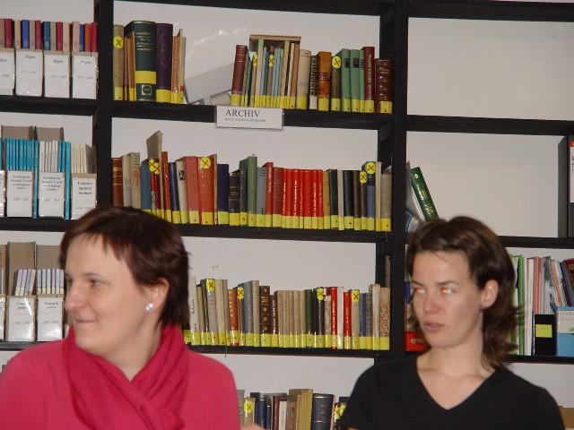 Knihovna Gender Studies