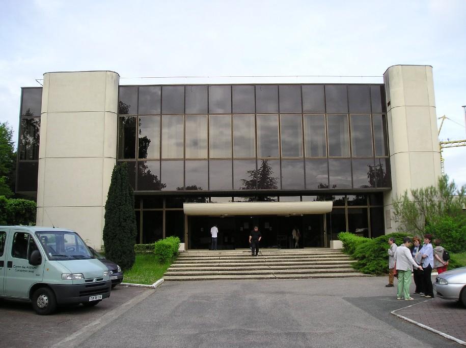 Obr. 3 CAC ve Fontainebleau