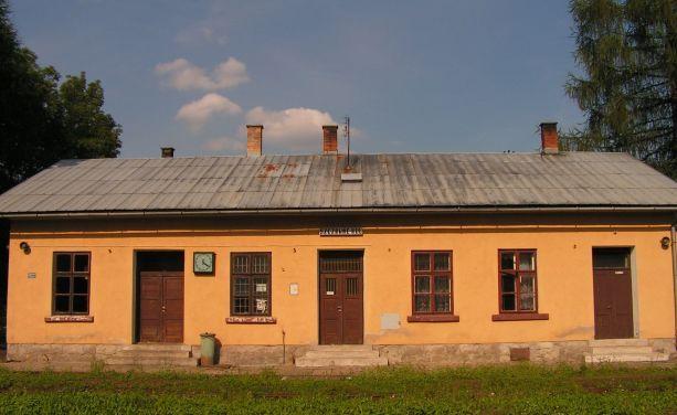 Szczawne - nádraží