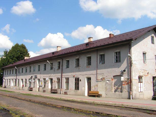 Zagórz  - nádraží