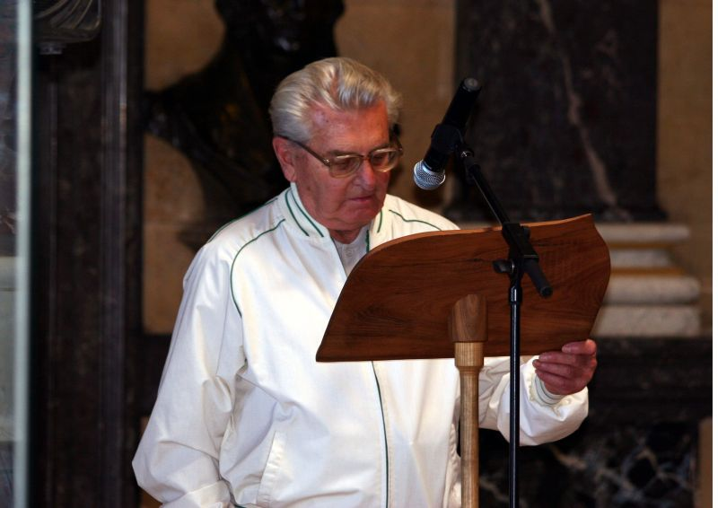 PhDr. Vladimír Zahradníček