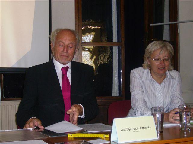 Workshop prof. Ramckeho