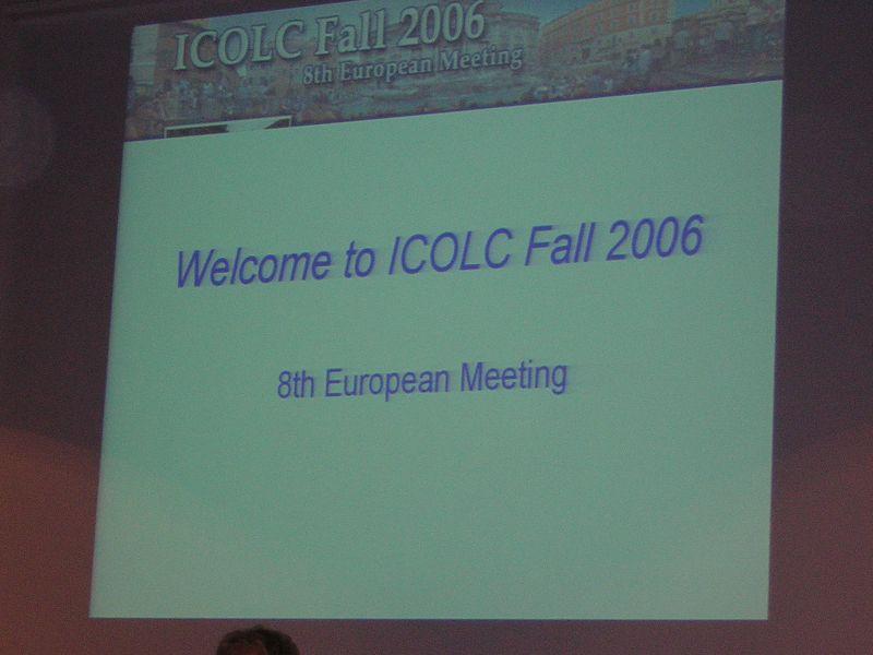 Konference ICOLC