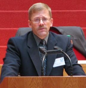 Craig S. Fleisher, prezident SCIP
