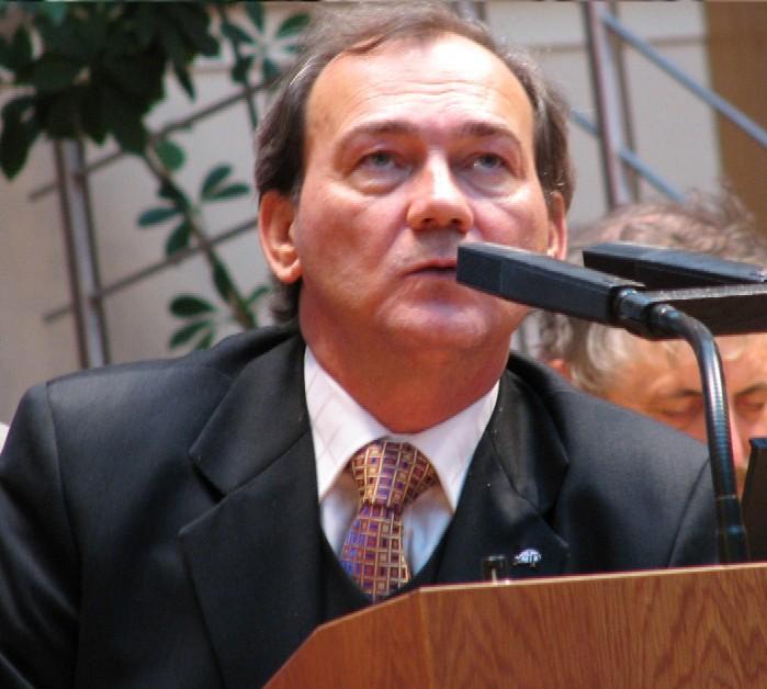Ivan Špingl, místopředseda SCIP Czech