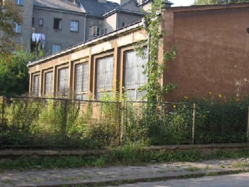 Objekt budoucí knihovny před rekonstrukcí
