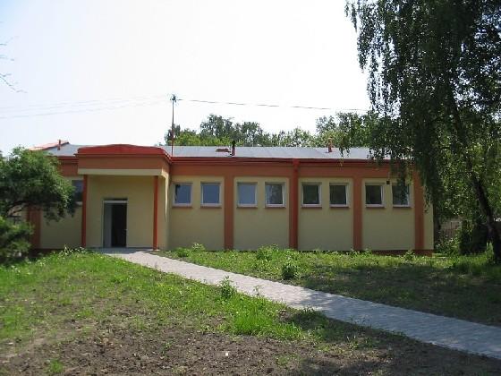 Objekt po celkové rekonstrukci, červen 2006