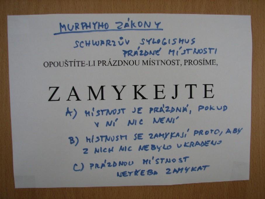 Schwarzův sylogismus