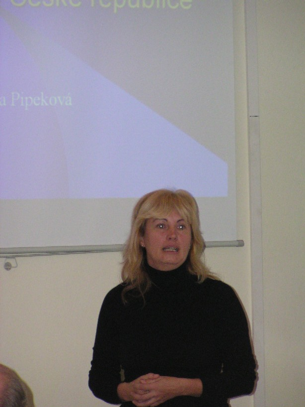 Doc. PhDr. Jarmila Pipeková, Ph.D.