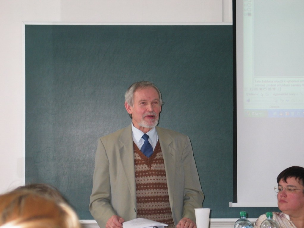 PhDr. Vincent Streit, PhD.