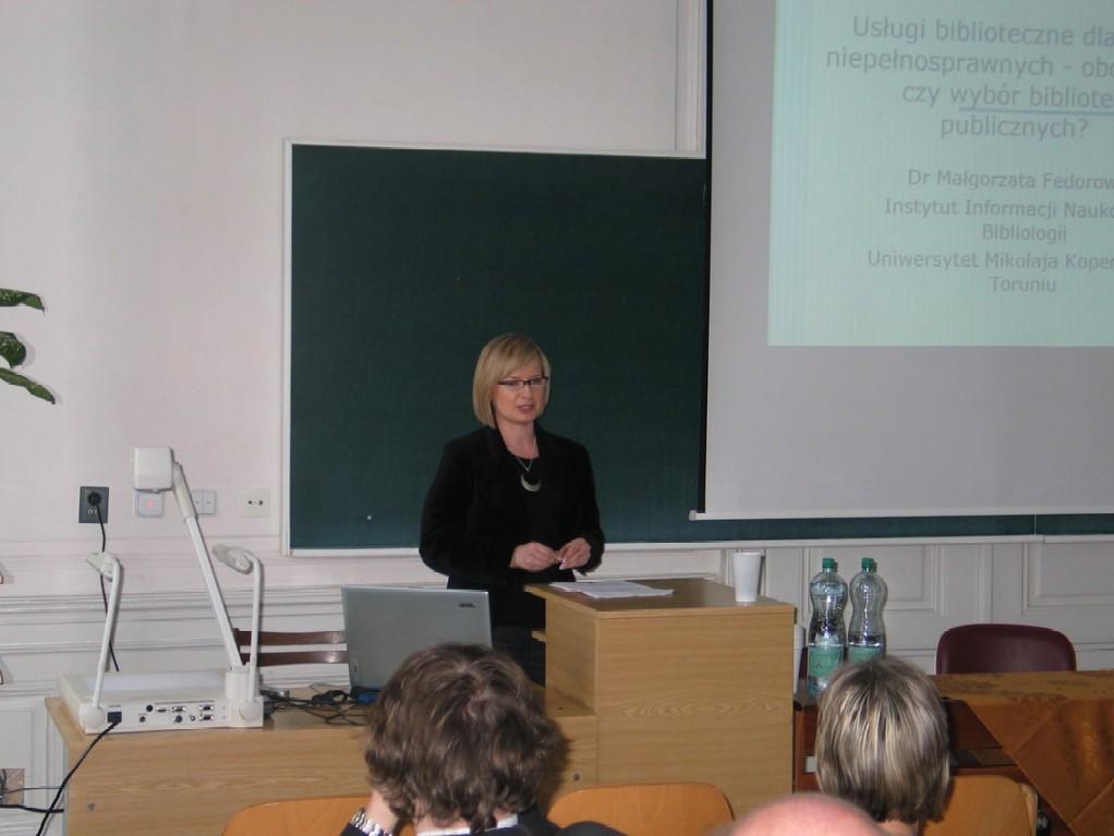 Dr. Malgorzata Fedorowicz