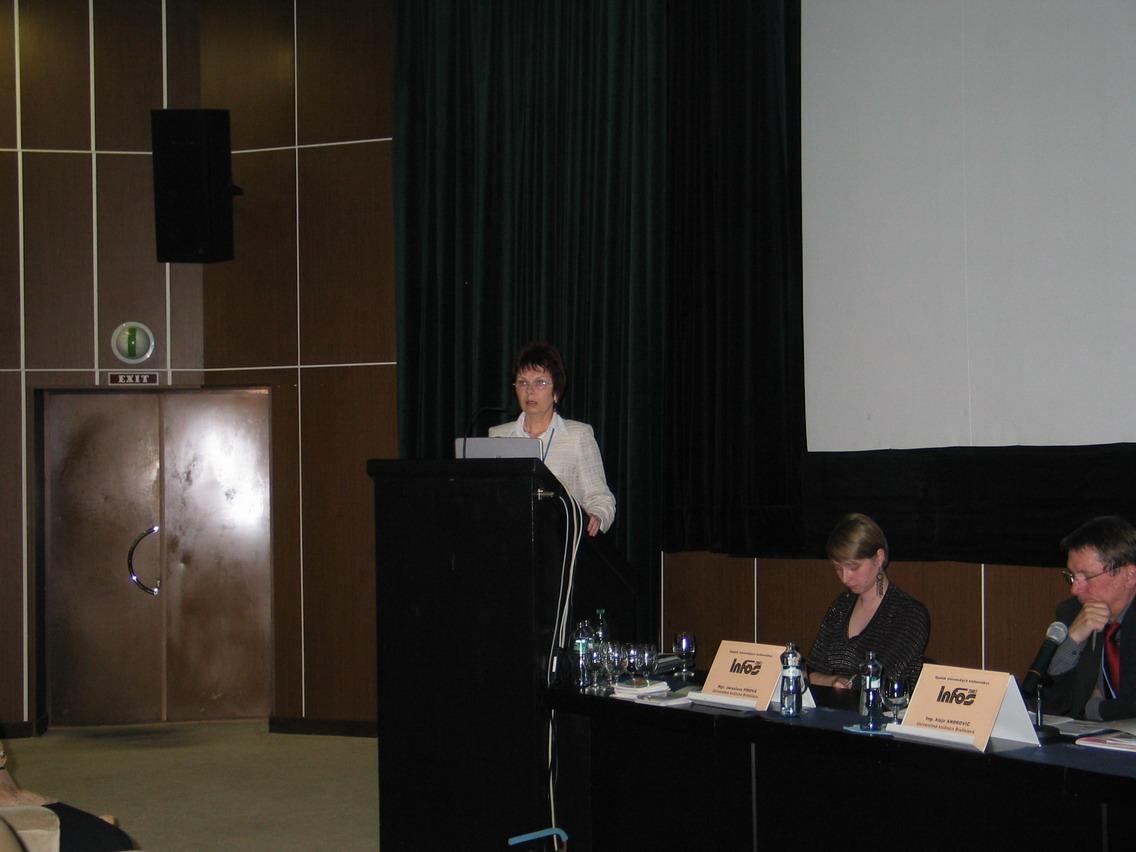 PhDr. Iva Horová