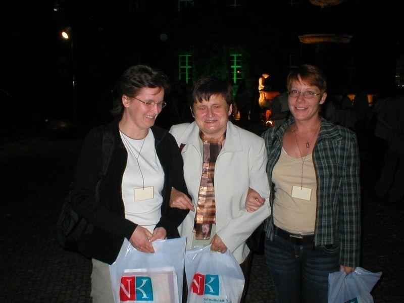 Knihovnice z České Lípy, happening 2006