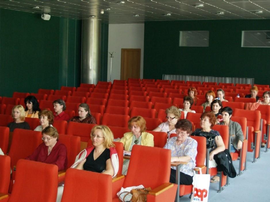 Účastníci seminára Dni regionálnej biblioografie 2007