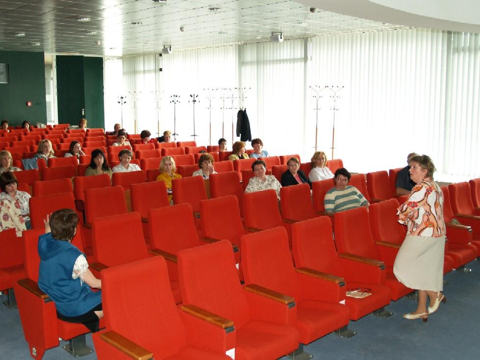 Účastníci seminára Dni regionálnej bibliografie 2007