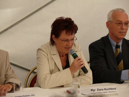Mgr. Dana Kuchtová