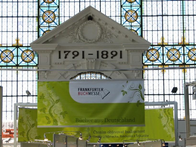 Navštivte Frankfurtský knižní veletrh v Praze