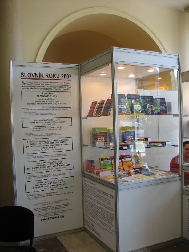 Cena Slovník roku 2007 patří Encyklopedii knihy