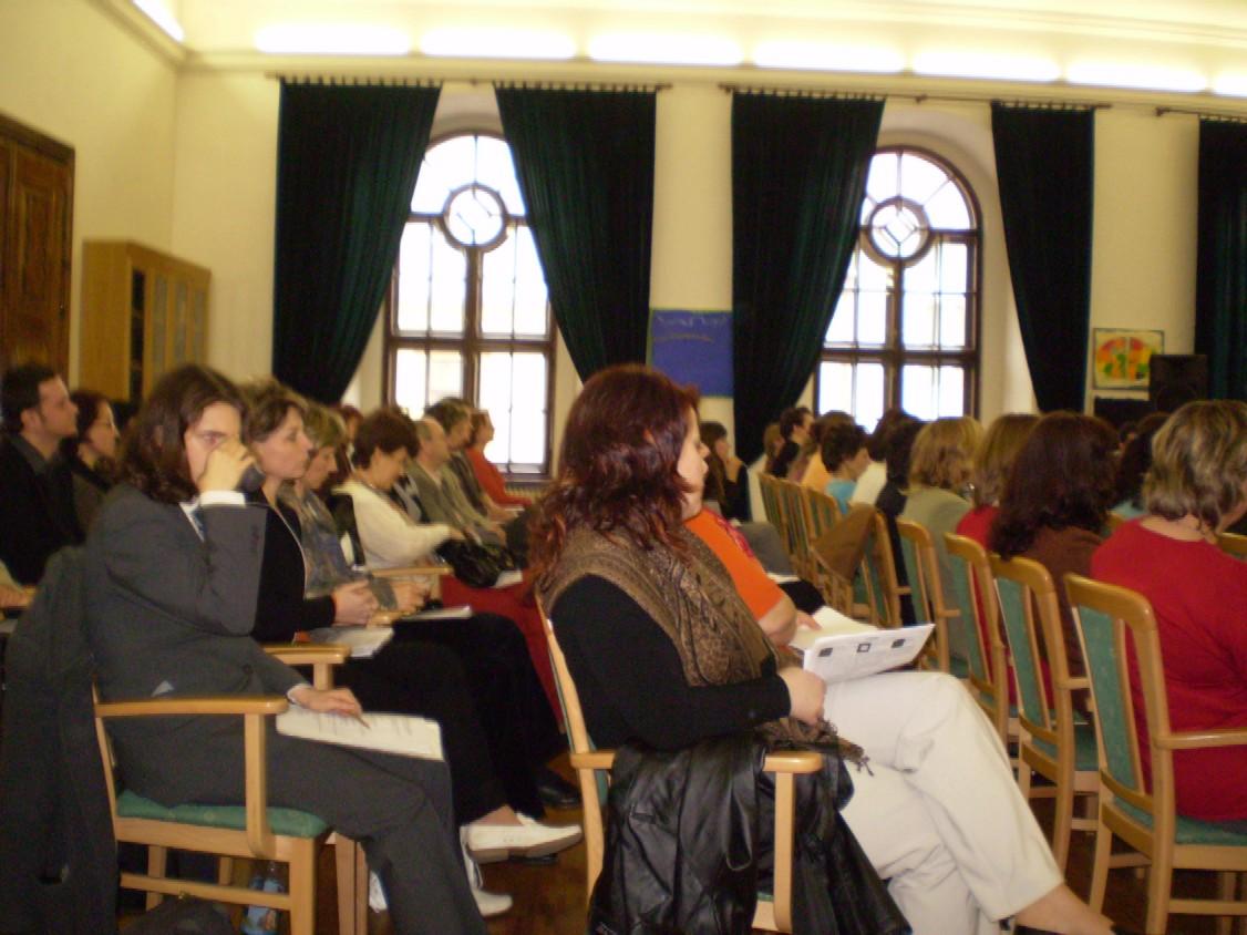 Spoločenská sála SVK v Banskej Bystrici privítala mladých knihovníkov