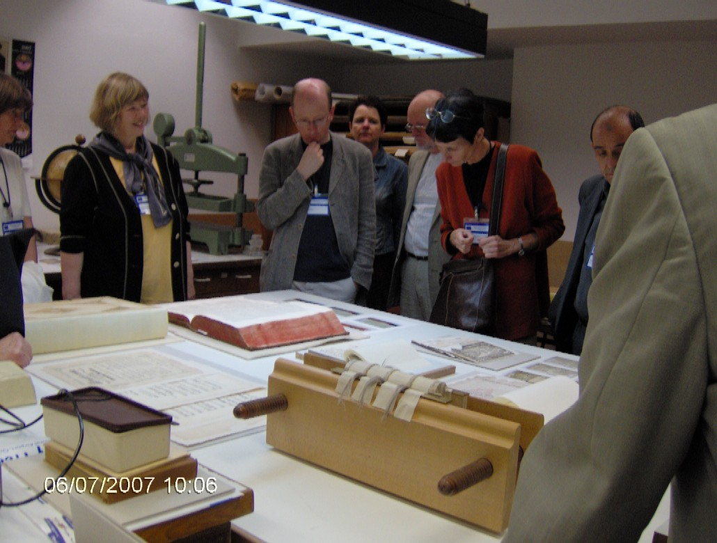 Oddělení ochrany a konzervace knihovních sbírek v Národní knihovně Polska