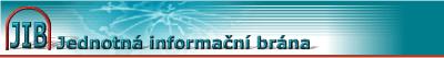 Logo Jednotné informační brány (JIB)