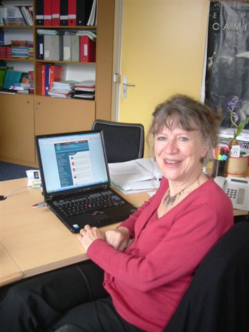 Martine Libertin-Blanc, předsedkyně ADBS