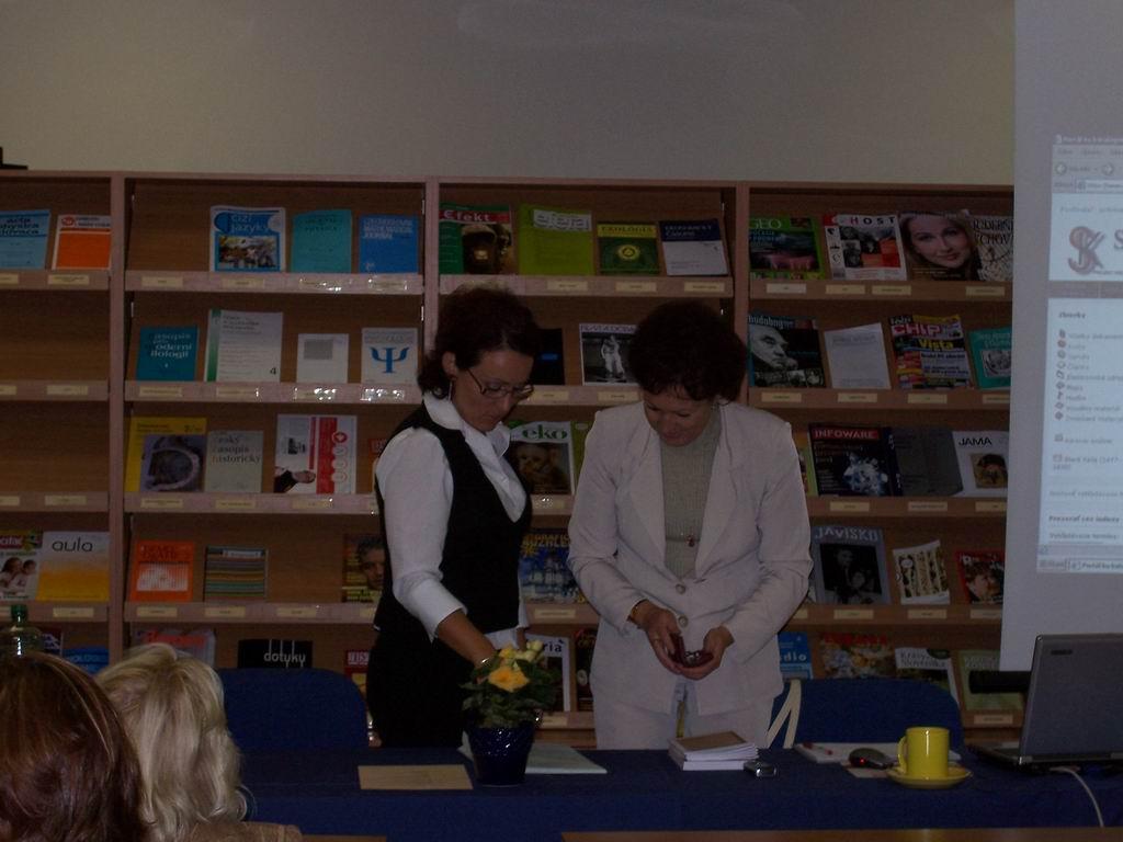 Mgr. Zuzana Halienová a Dr. Anna Kucianová
