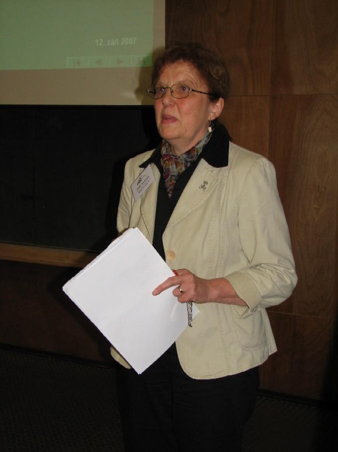 Marie Balíková (Národní knihovna ČR)