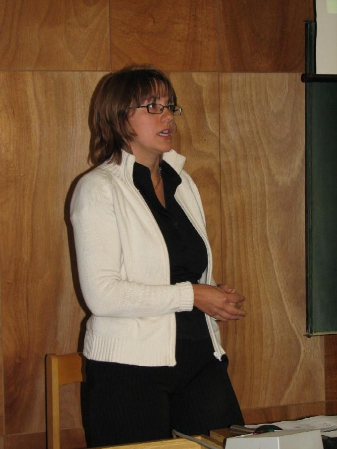 Ilona Trtíková (Výpočetní a informační centrum Českého vysokého učení technického v Praze)