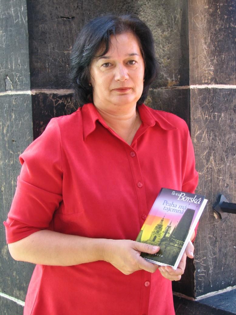 Malá Strana, Linda a kniha…