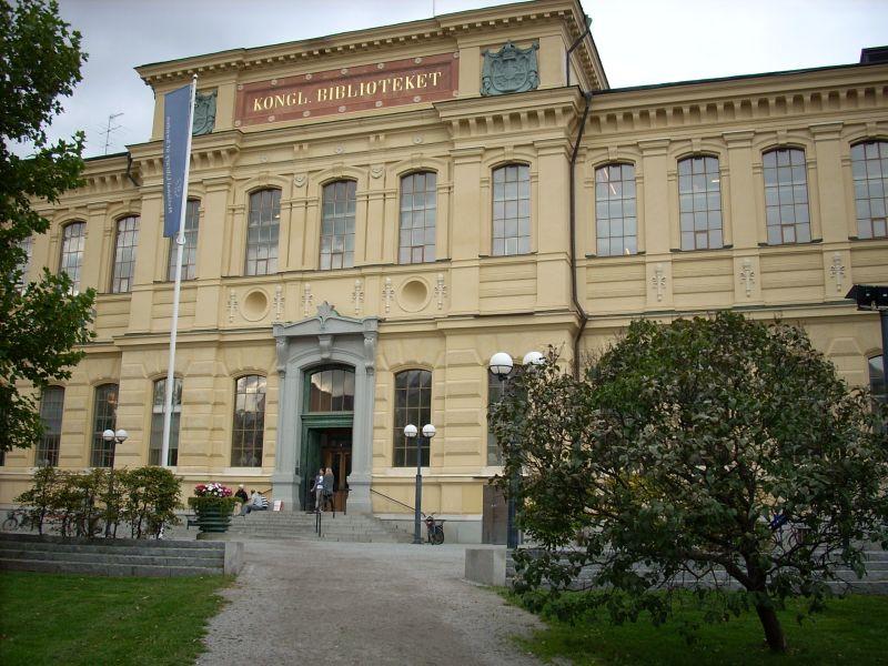 Švédská národní knihovna
