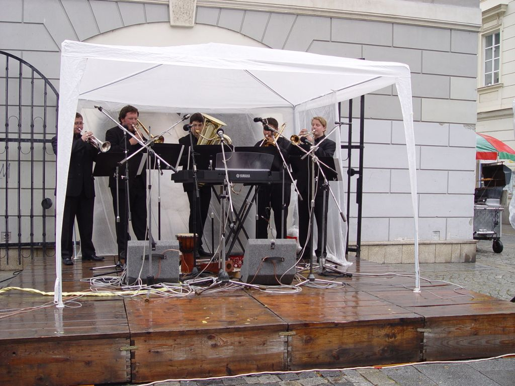 West pocket quintet