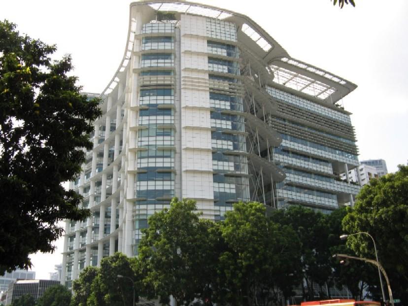 Národní knihovna v Singapuru