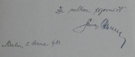 Podpis Sávy Medonose?