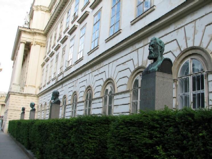 Budova Technické univerzity ve Vídni, v níž se konference konala