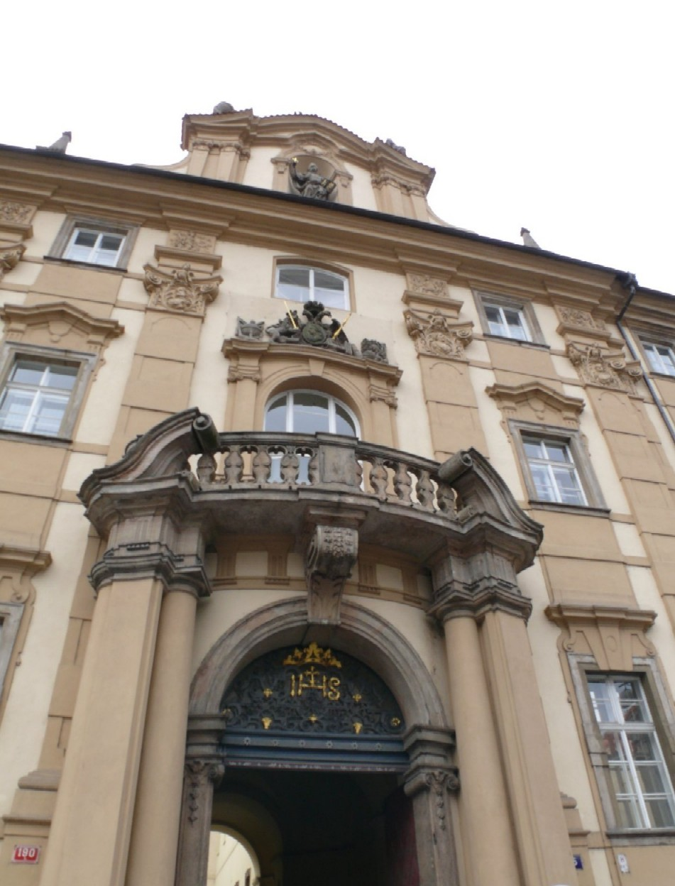 Klementinum - sídlo Státní technické knihovny
