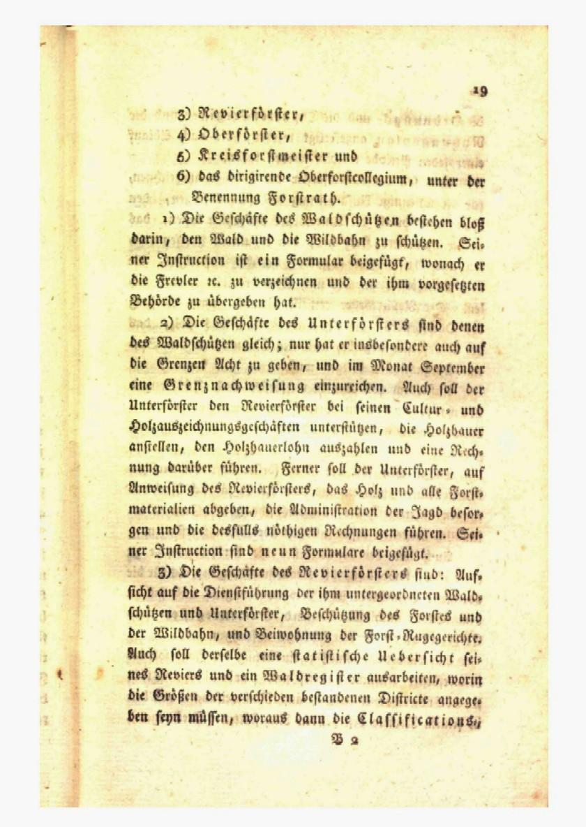 Hartig G. L. (1820): Forst und Jagd-Archiv